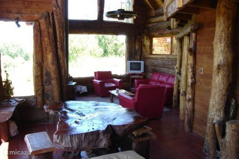Vacation rental Chile, Los Ríos, Panguipulli Holiday house Casa Tierra Sur + cabin for two pers