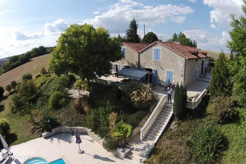 Vacation rental France, Charente, Salles-Lavalette Holiday house Le Maine Menot