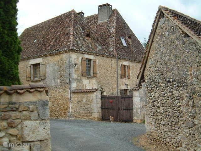 Vakantiehuis Frankrijk, Dordogne, Saint-Julien-de-Crempse appartement La Malvinie