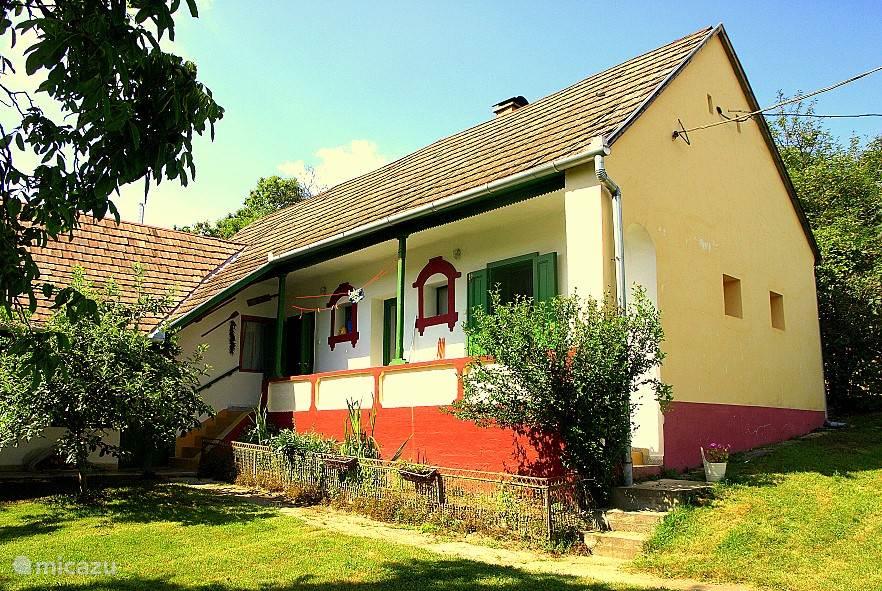 Vakantiehuis Hongarije, Baranya – landhuis / kasteel Alom Haz
