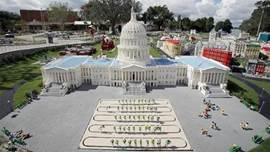 Het Witte Huis in Legoland