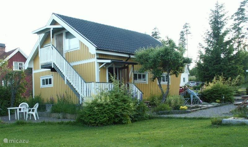 Vakantiehuis Zweden, Värmland, Hagfors - appartement Det Lilla Huset