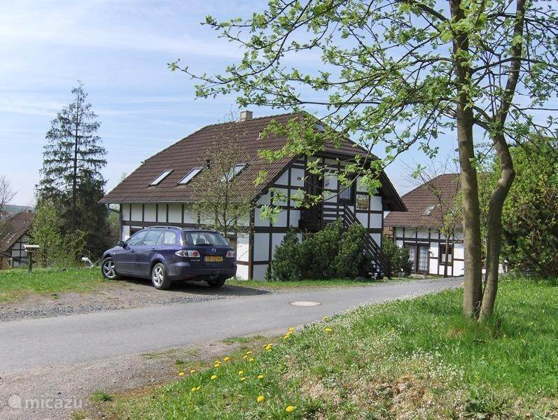 Vacation rental Germany, Sauerland, Frankenau holiday house Holidays in Frankenau
