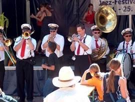 Jazz festival in Bad Wildungen