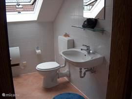 gedeelte van de badkamer