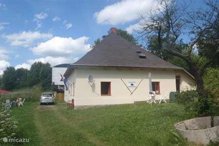 Vakantiehuis Tsjechië, Reuzengebergte, Bernartice vakantiehuis Vakantie- Jachthuis HEBRA