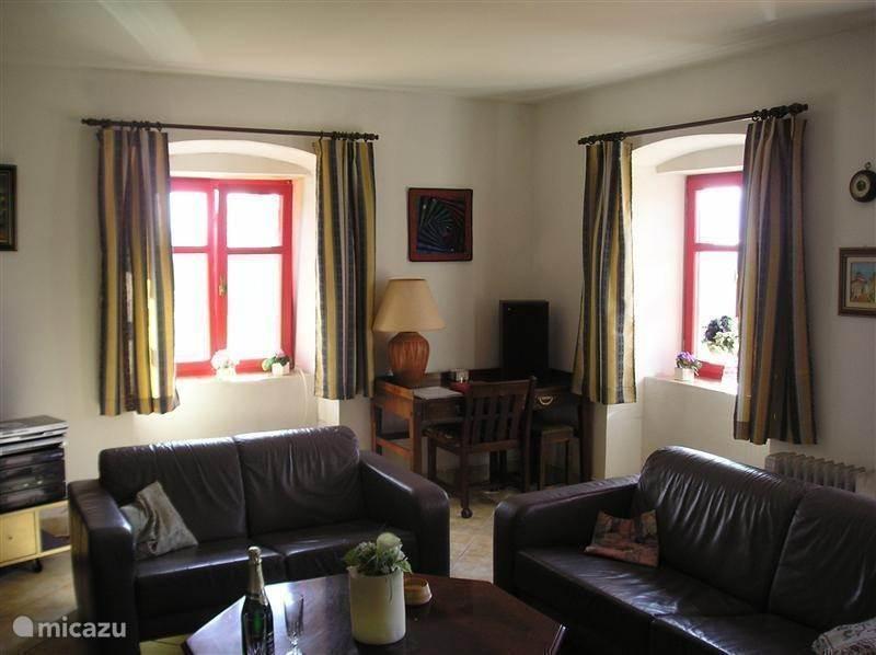 Vacation rental Czech Republic, Giant Mountains, Bernartice Holiday house Vakantie- Jachthuis HEBRA
