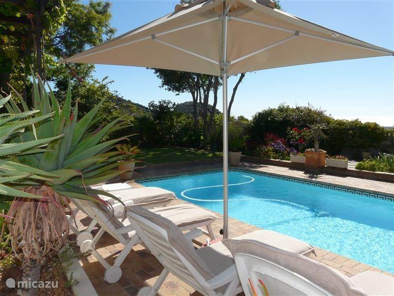 Vacation rental South Africa – villa Longbeachview