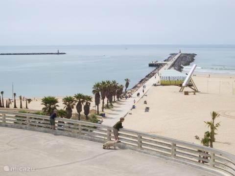 Uitzicht Praia da Rocha