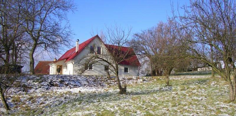 Vacation rental Czech Republic, Giant Mountains, Lampertice Holiday house Vakantiehuis DAVRI