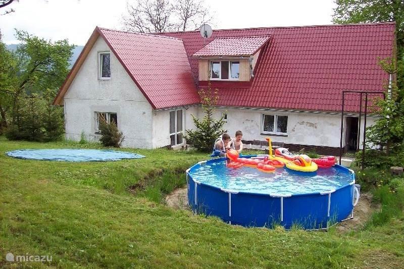 Vakantiehuis Tsjechië, Reuzengebergte, Lampertice Vakantiehuis Vakantiehuis DAVRI