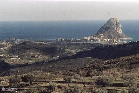 Calpe - El Penon de Ifach