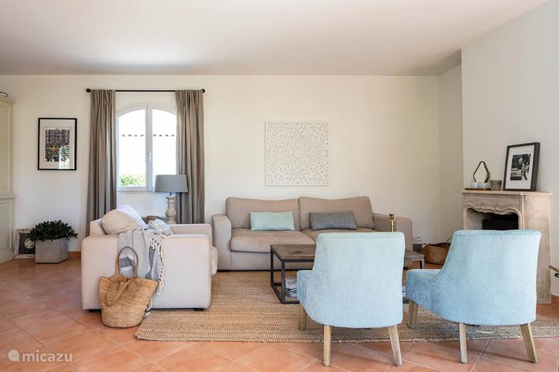 Vacation rental France, French Riviera, Sainte-Maxime Villa Villa Reve