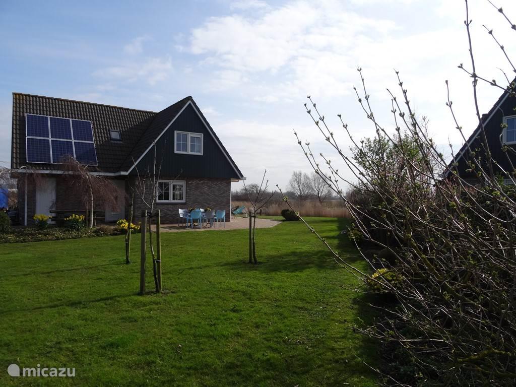 Vakantiehuis Nederland, Friesland, Makkum bungalow Beachvilla