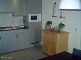 gedeelte van de keuken