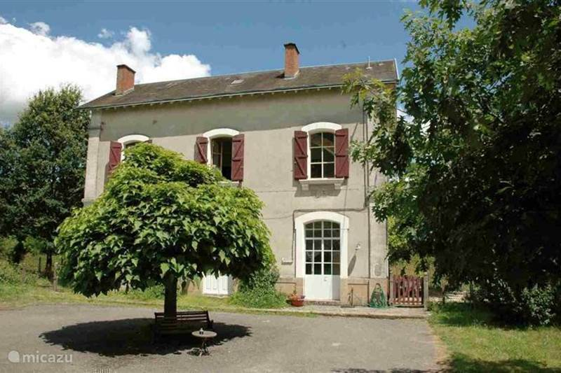 Vacation rental France, Haute-Vienne, Blond Holiday house Gare Blond-Berneuil