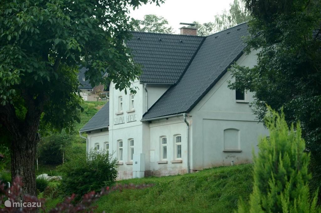 Vakantiehuis Tsjechië, Reuzengebergte, Stupná vakantiehuis Stupnahoeve-woonhuis