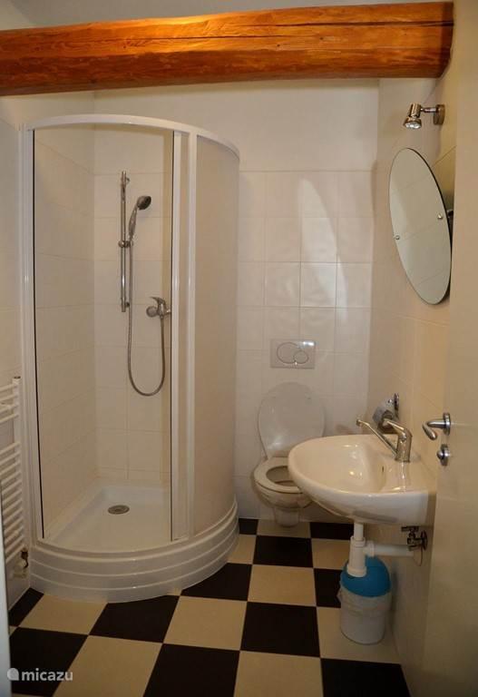 de mooie badkamer