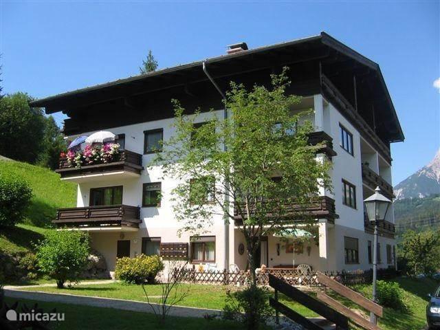 Vacation rental Austria, Salzburgerland, Maria Alm Apartment Sfeervolle benedenwoning Schlossberg, Ma