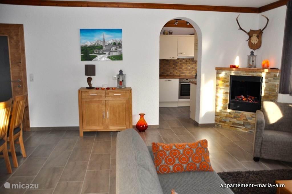 Vakantiehuis Oostenrijk, Salzburgerland, Maria Alm Appartement Appartement Schlossberg, Maria Alm