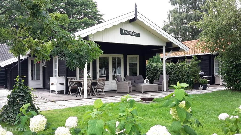 Vakantiehuis Nederland, Friesland, Terherne - chalet Chalet de Koumelker