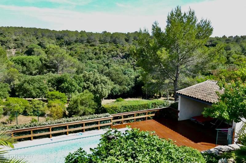 Vakantiehuis Frankrijk, Côte d´Azur, Roquebrune-sur-Argens Villa Villa met zwembad
