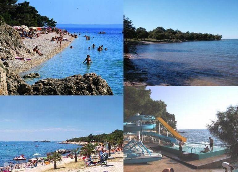 Strand en kust