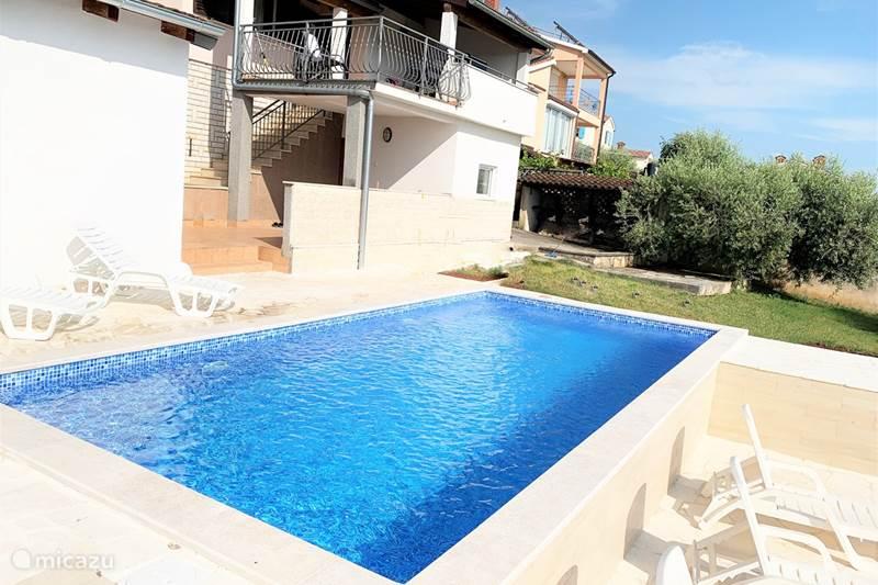 Vacation rental Croatia, Istria, Porec Holiday house Villa Aleksandr