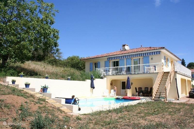 Vakantiehuis Frankrijk, Midi-Pyrénées, Cardaillac Villa L`Oustal Niau
