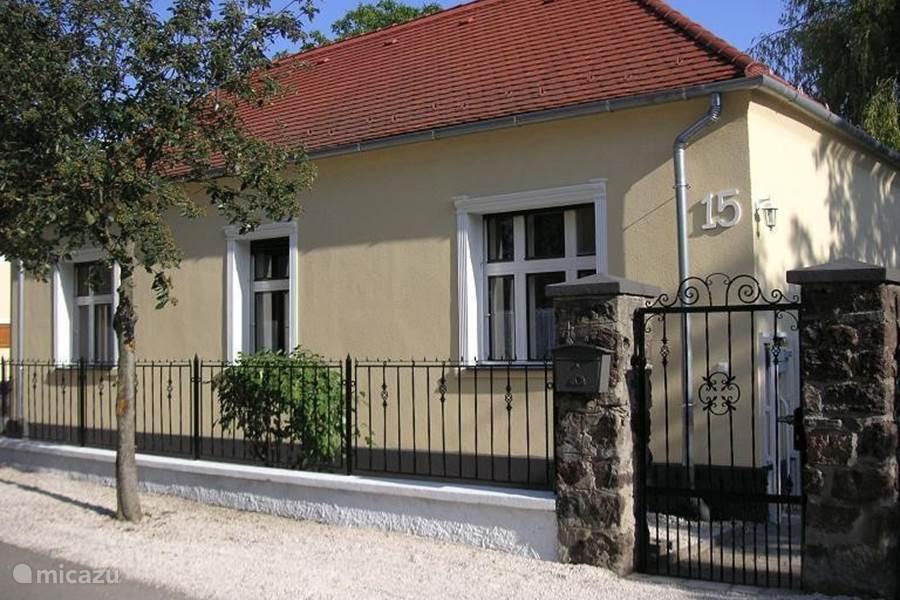 Ferienhaus Zoldfa in Badacsonytordemic Plattensee Ungarn