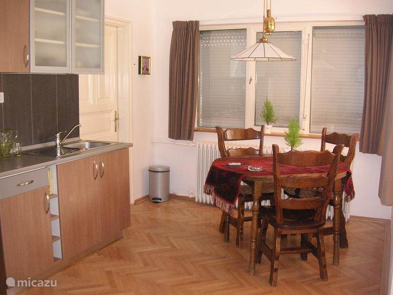 Vakantiehuis Hongarije, Balatonmeer, Badacsonytordemic Vakantiehuis Zoldfa