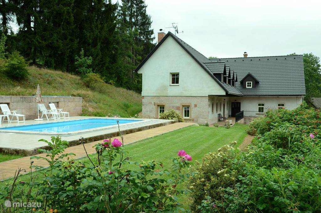 Vacation rental Czech Republic, Giant Mountains, Stupna holiday house Stupnahoeve-appartement 1