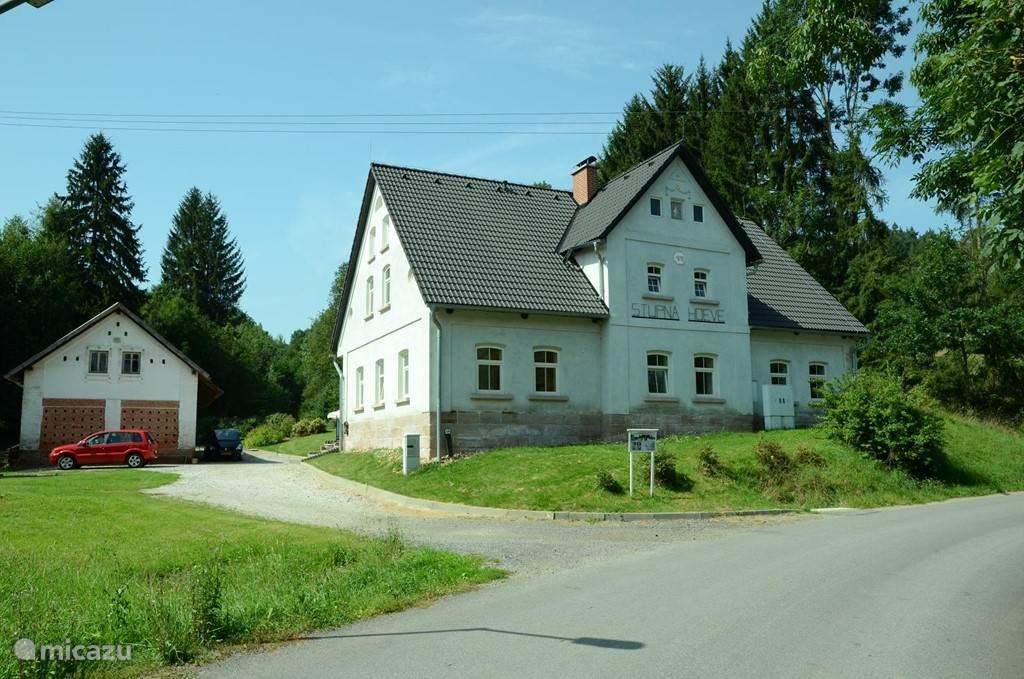 Vakantiehuis Tsjechië, Reuzengebergte, Stupná Vakantiehuis Stupnahoeve-appartement 1