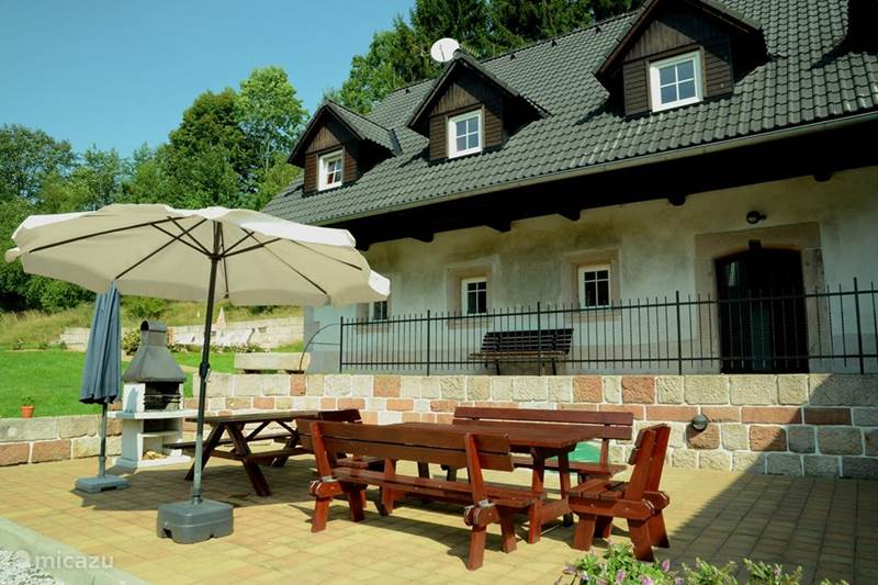 Vacation rental Czech Republic, Giant Mountains, Stupná Holiday house Stupnahoeve-apartement 1