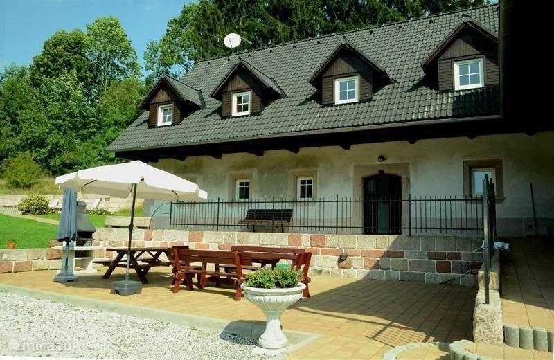 Vakantiehuis Tsjechië, Reuzengebergte, Stupna Appartement Stupnahoeve-appartement 3