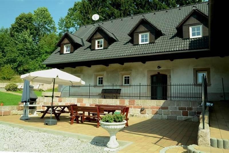 Vacation rental Czech Republic, Giant Mountains, Stupná Apartment Stupnahoeve-apartement 3