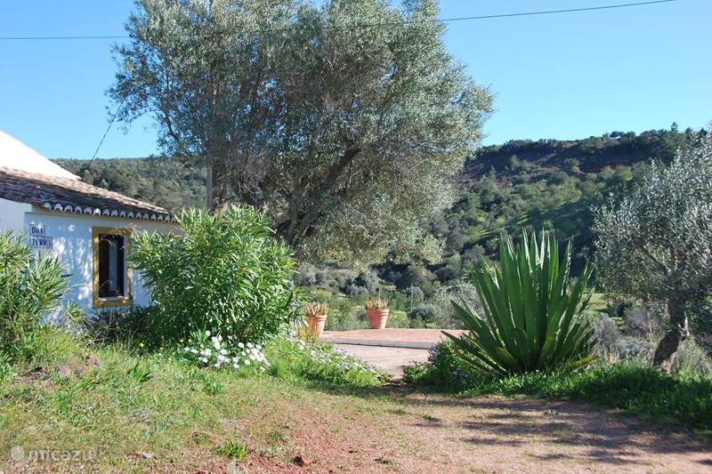 Vakantiehuis Portugal, Algarve, Arneiro (bij Alte) Vakantiehuis Casa Boa Terra