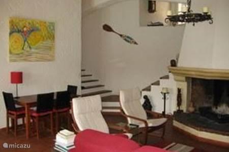 Huis woonkamer