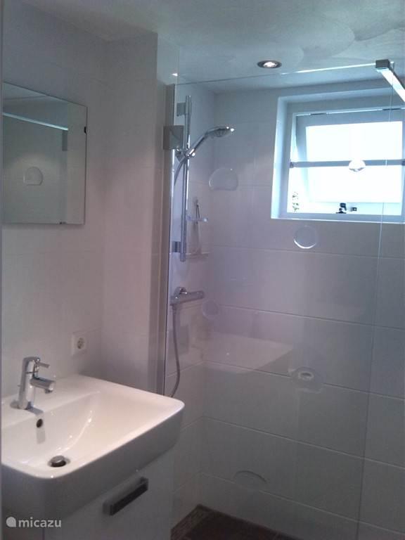 Luxe badkamer met inloopdouche