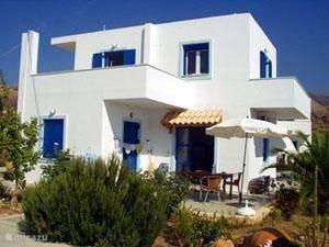 Vakantiehuis Griekenland, Kreta, Myrtos vakantiehuis Villa Aliki, prive-woning