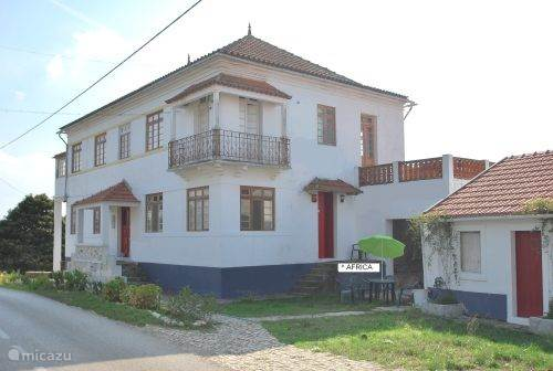 Vakantiehuis Portugal, Costa de Prata, Vinha da Rainha vakantiehuis Termas da Azenha Africa