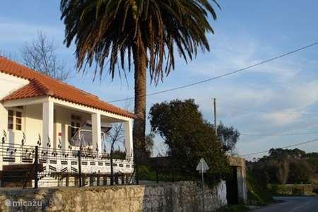Vakantiehuis Portugal, Costa de Prata, Figueira da Foz bungalow Termas da Azenha Palmeira