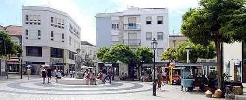 Route naar Condominio do Mar
