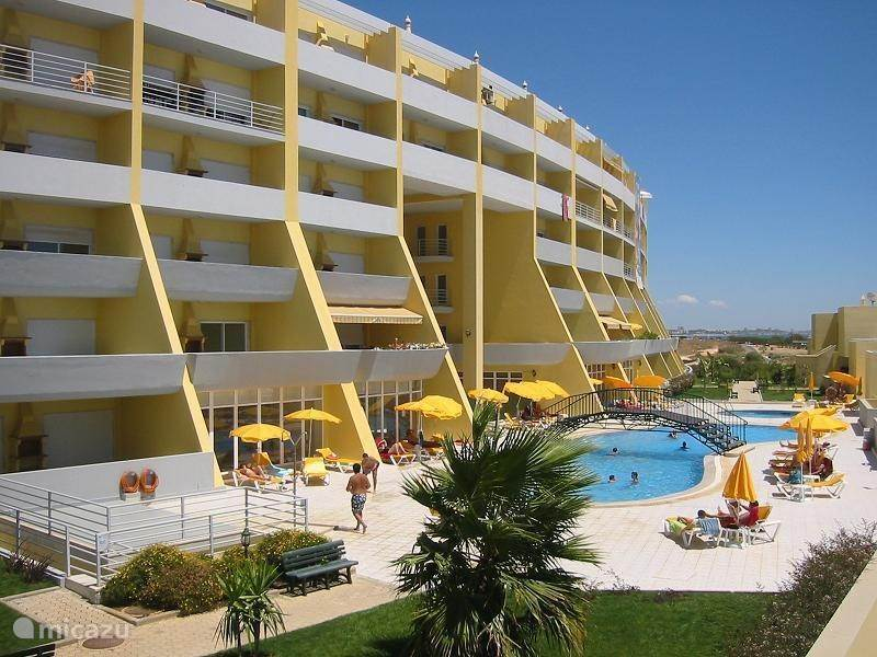 Vakantiehuis Portugal, Algarve – appartement Condominio do Mar