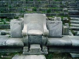 Opgravingen bij Romeinse stad Priene