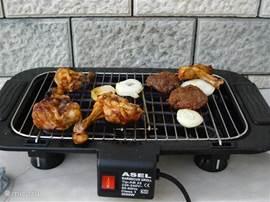 Lekker thuis BBQ