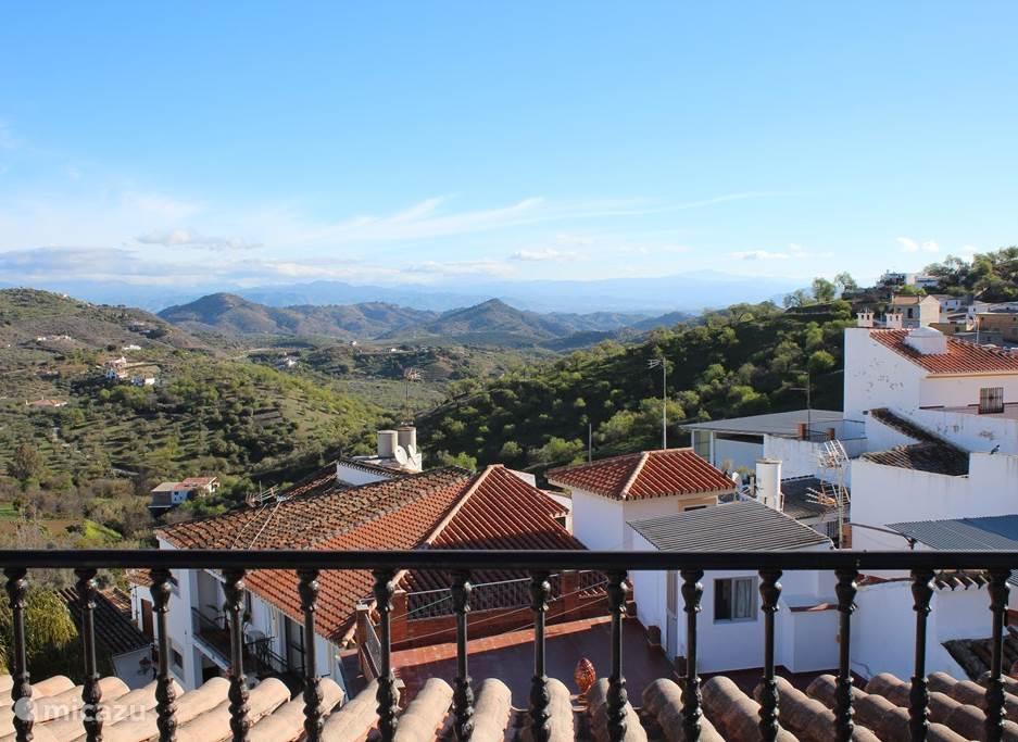 Vakantiehuis Spanje, Andalusië, Guaro vakantiehuis Casa Sonrisa
