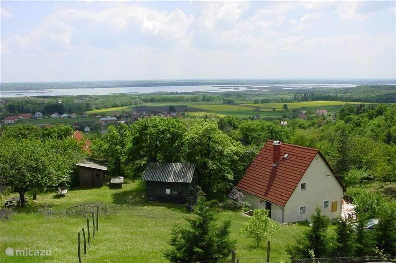Vakantiehuis Hongarije, Velencemeer, Sukoró - vakantiehuis Lakeview Sukoro