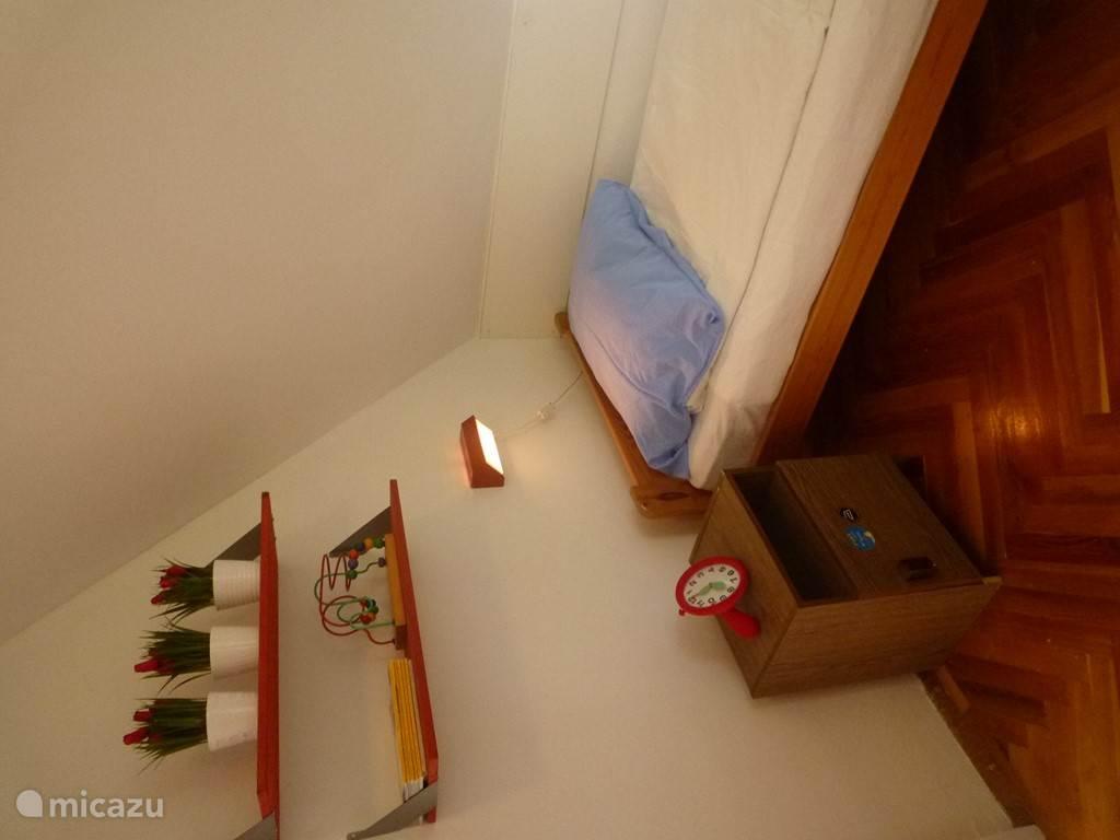 slaapkamer 1e etage