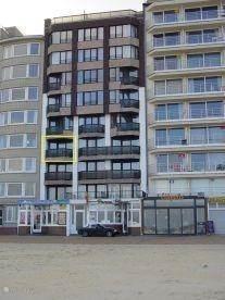 Ferienwohnung Belgien, Belgische Küste, De Panne Appartement Chateau Soutard
